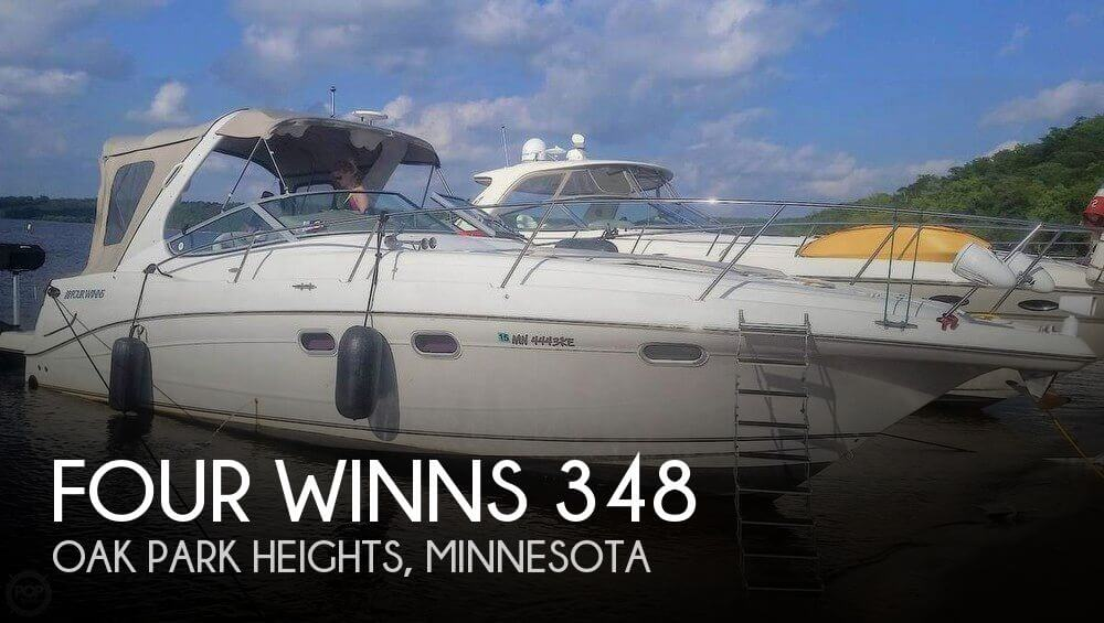 Used Four Winns Boats For Sale by owner | 2002 Four Winns 35