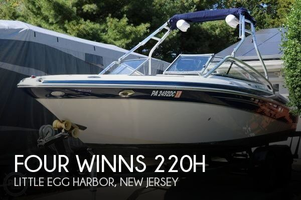 Used Four Winns 220H Boats For Sale by owner | 2009 Four Winns 220H