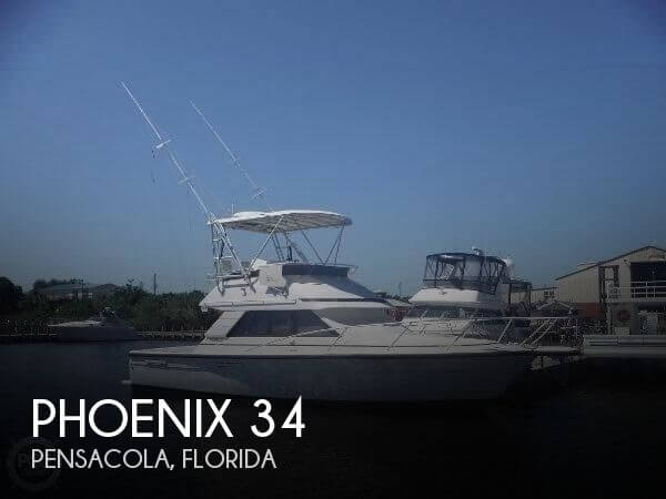 Used Phoenix Boats For Sale by owner | 1996 Phoenix 34