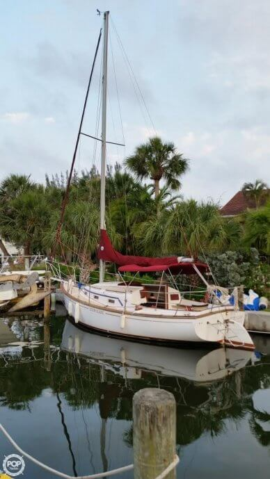 Island Packet 26 MK1, 30', for sale - $8,900