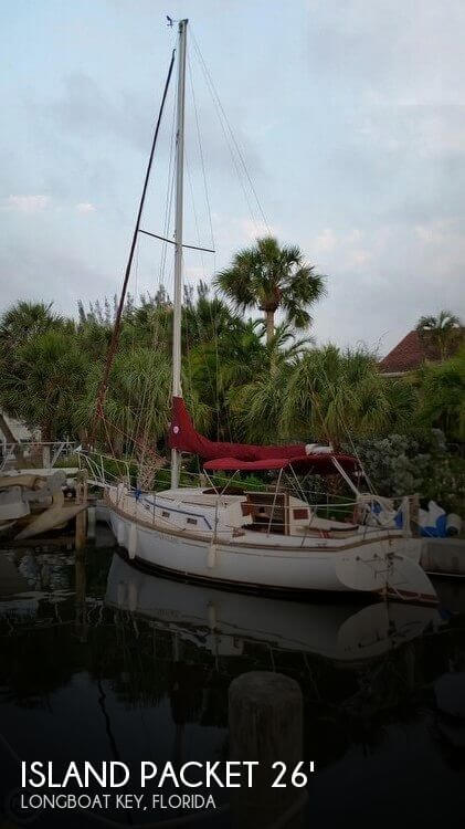 Used Island Packet Boats For Sale by owner | 1981 Island Packet 26