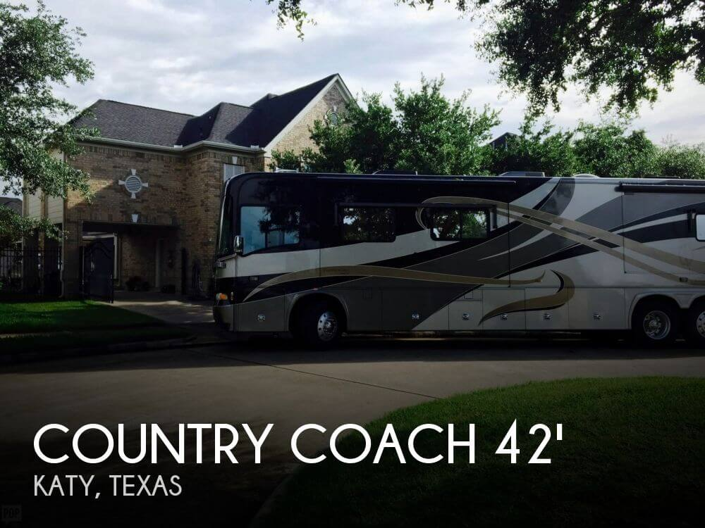 2008 Country Coach Country Coach Allure 42