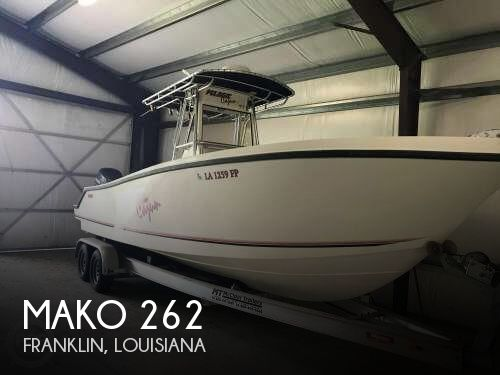 Used MAKO Boats For Sale by owner | 1994 Mako 26