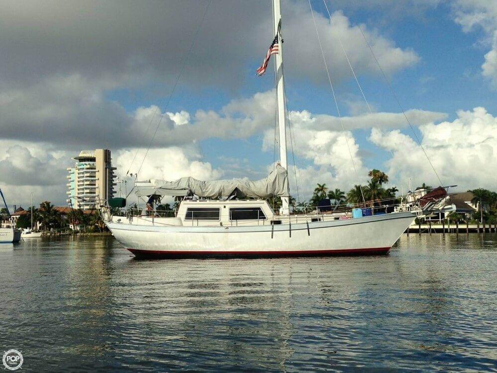 Pilothouse Sailboats for sale