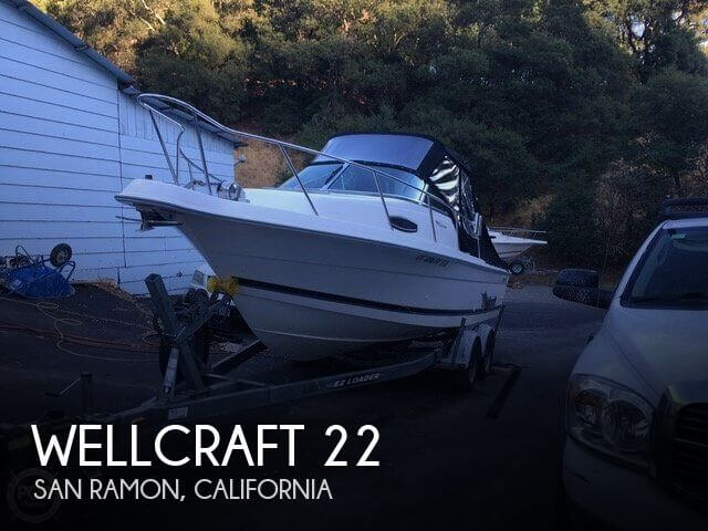 Used Wellcraft 22 Boats For Sale by owner | 2000 Wellcraft 22