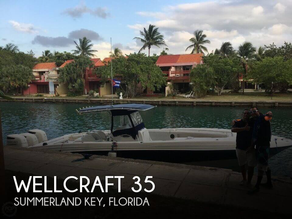 Used Boats For Sale in Missouri by owner | 2002 Wellcraft 35