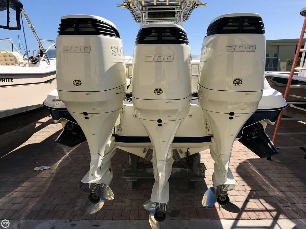 2002 Scarab boat for sale, model of the boat is 35 Sport & Image # 8 of 40