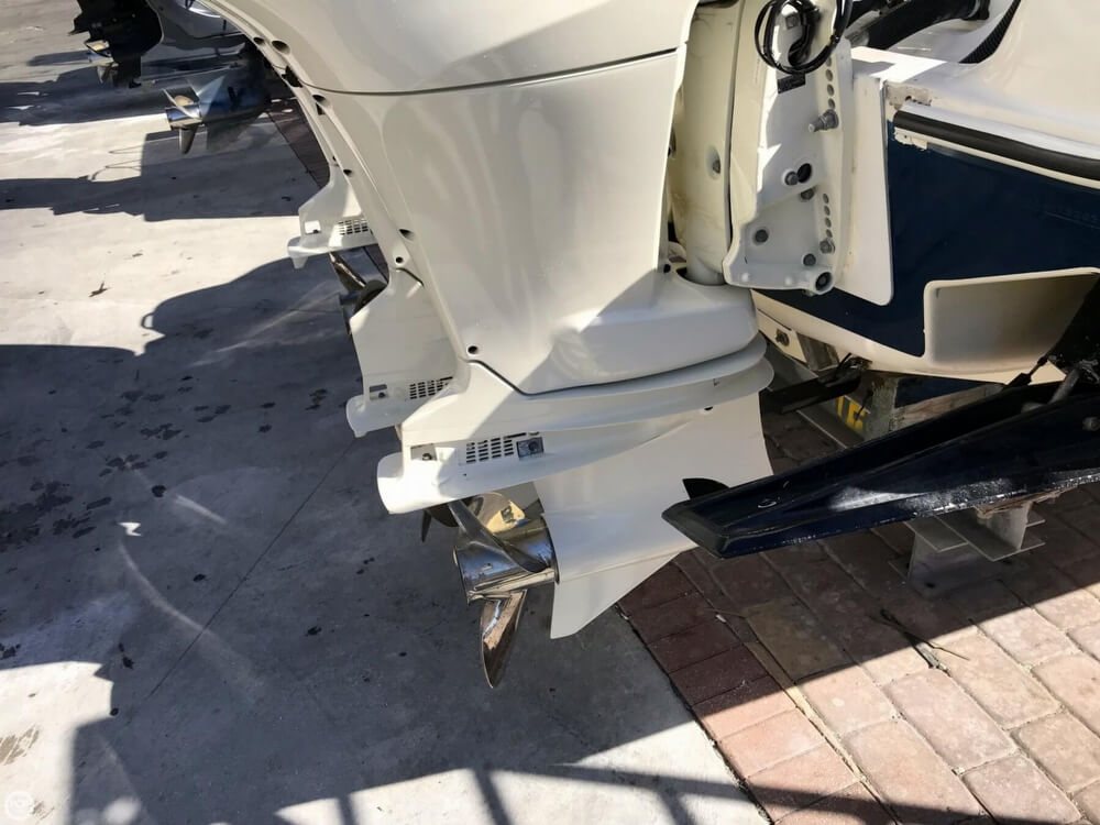 2002 Scarab boat for sale, model of the boat is 35 Sport & Image # 23 of 40