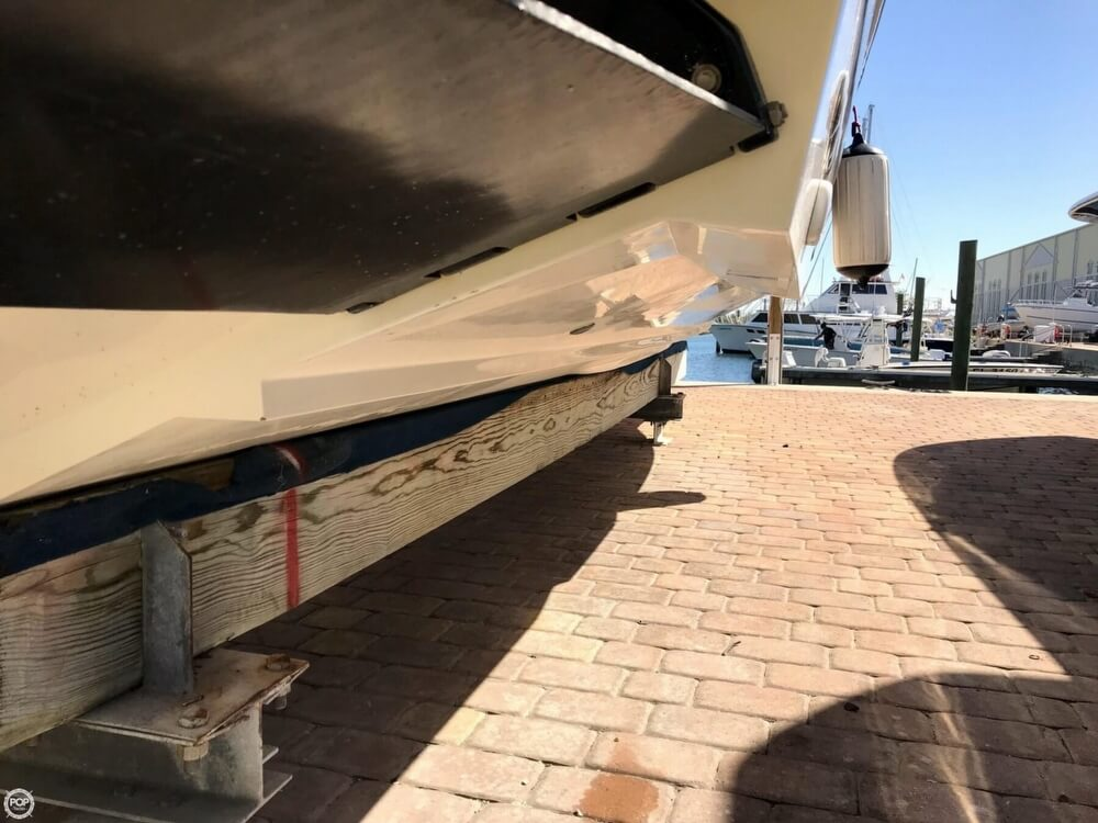 2002 Scarab boat for sale, model of the boat is 35 Sport & Image # 30 of 40