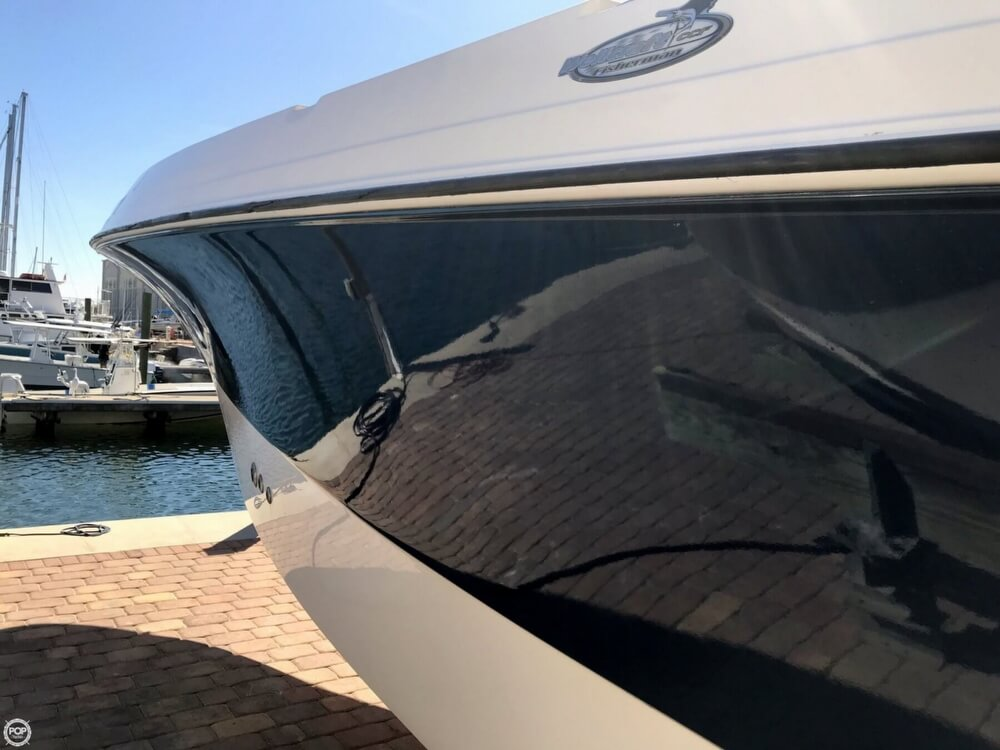 2002 Scarab boat for sale, model of the boat is 35 Sport & Image # 37 of 40