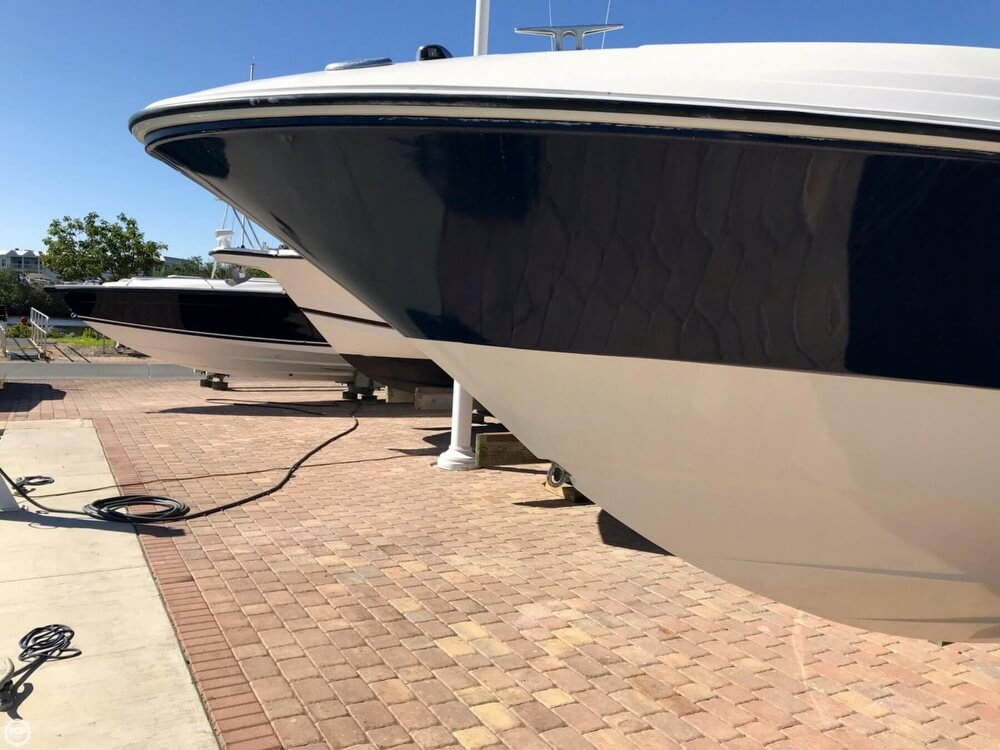 2002 Scarab boat for sale, model of the boat is 35 Sport & Image # 40 of 40