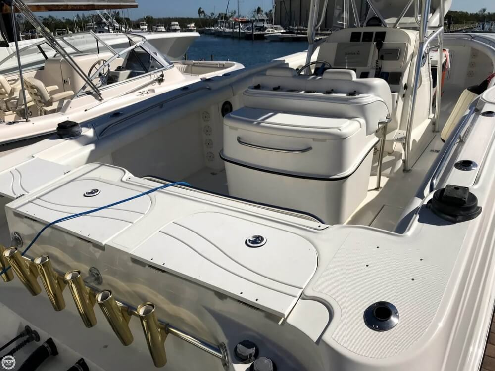 2002 Scarab boat for sale, model of the boat is 35 Sport & Image # 5 of 40