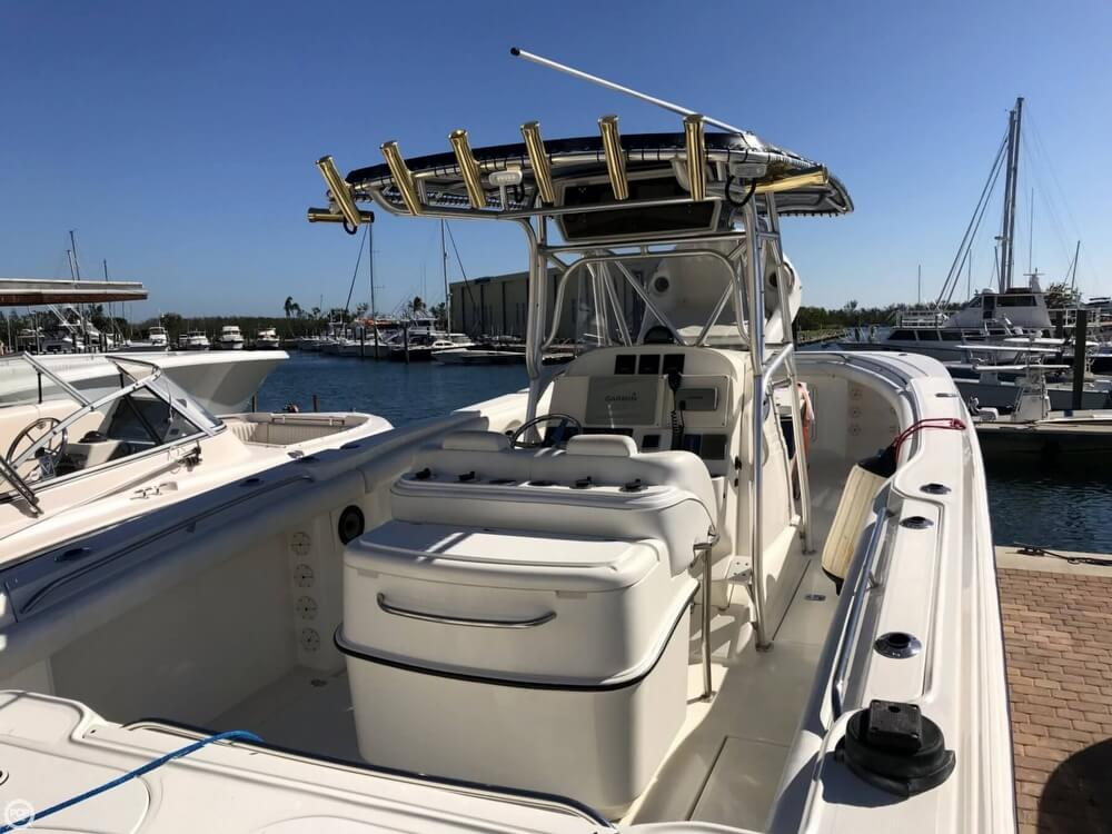 2002 Scarab boat for sale, model of the boat is 35 Sport & Image # 4 of 40
