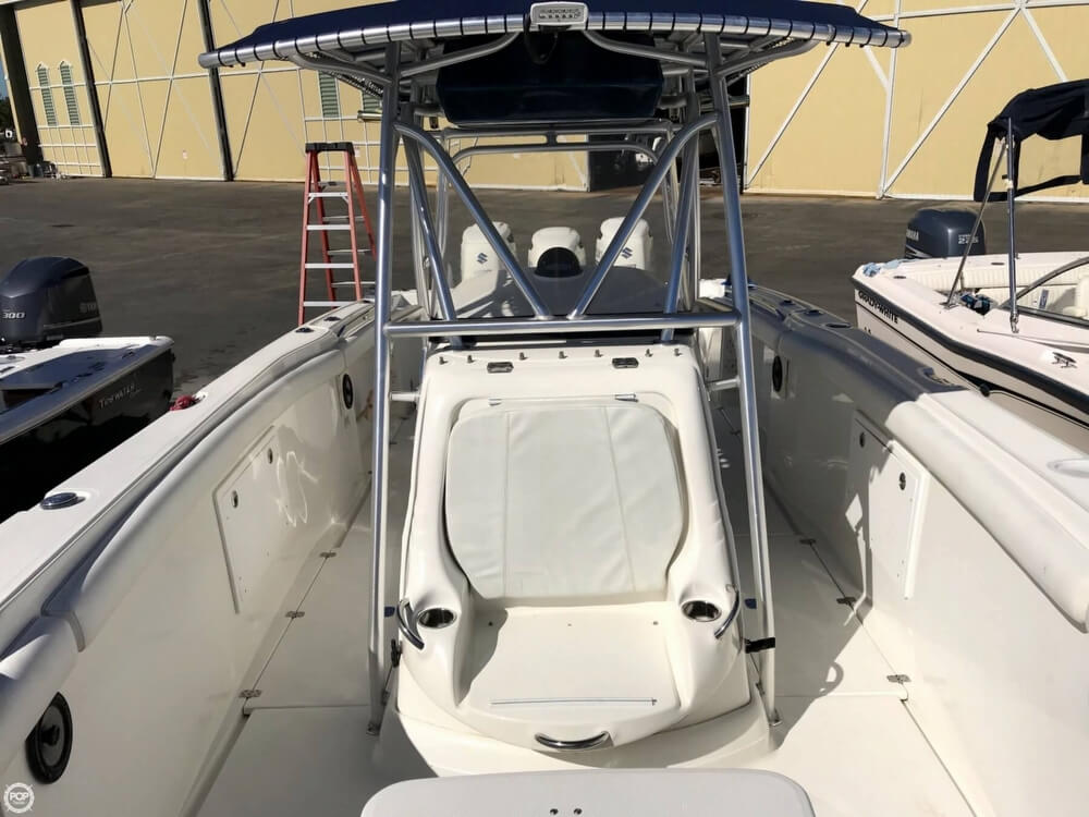 2002 Scarab boat for sale, model of the boat is 35 Sport & Image # 11 of 40