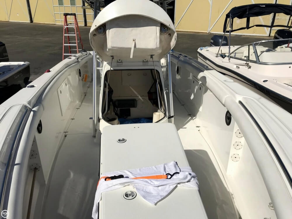 2002 Scarab boat for sale, model of the boat is 35 Sport & Image # 7 of 40