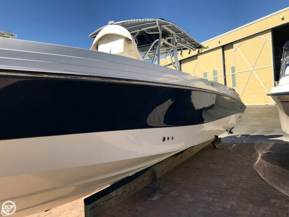 2002 Scarab boat for sale, model of the boat is 35 Sport & Image # 10 of 40