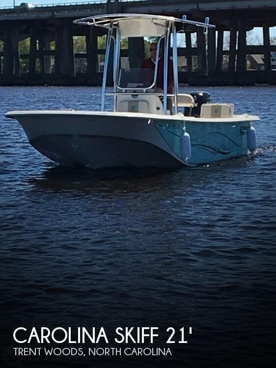 Used Carolina Skiff Boats For Sale by owner   2016 Carolina Skiff 21
