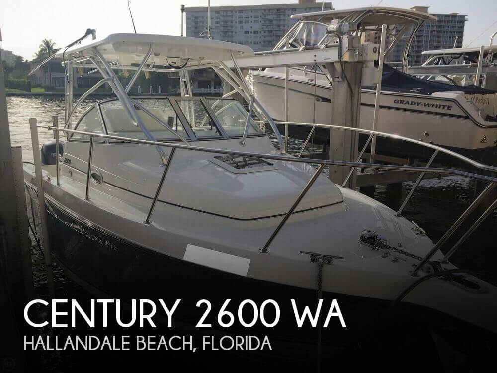 Used Century Boats For Sale by owner | 2008 Century 26