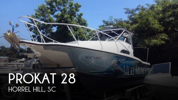 Used ProKat Boats For Sale by owner | 1996 ProKat 28