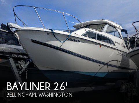 Used Bayliner Boats For Sale in Washington by owner | 2008 Bayliner 26