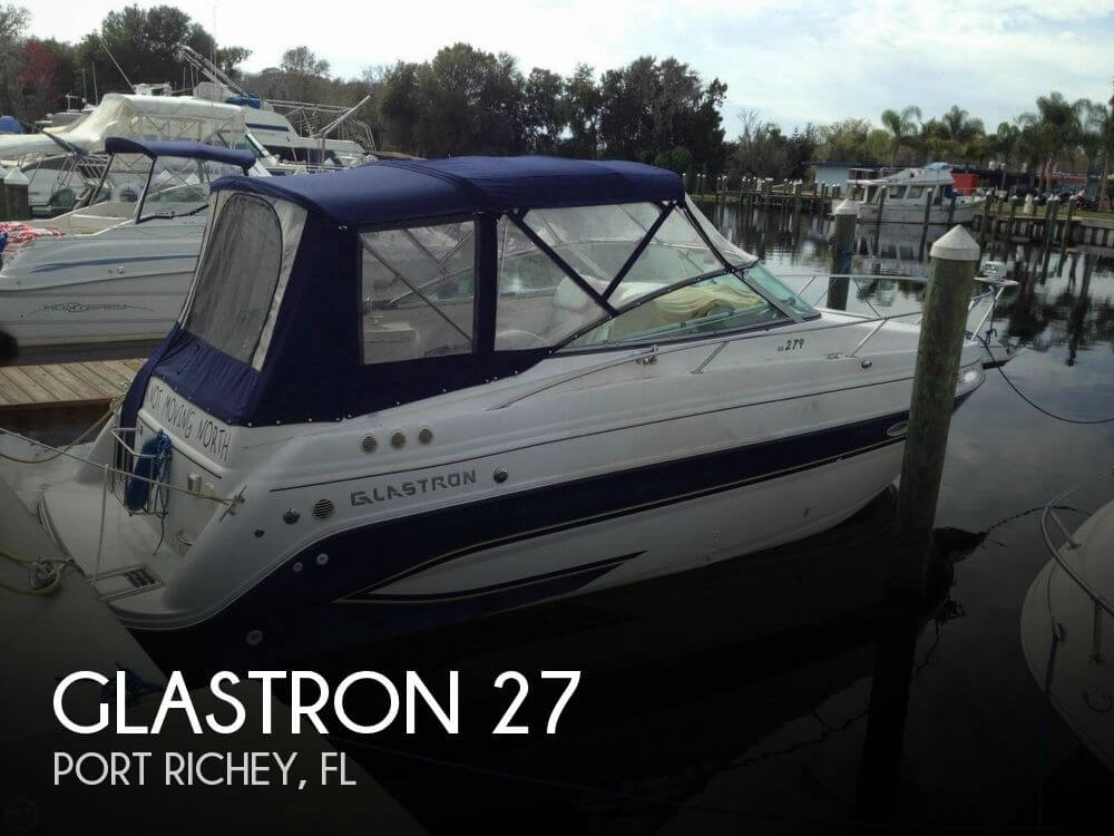 Used Glastron Boats For Sale by owner | 2007 Glastron 27