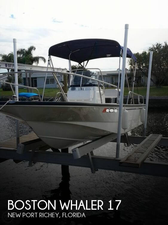 Used Boston Whaler Boats For Sale in Lakeland, Florida by owner | 2012 Boston Whaler 17