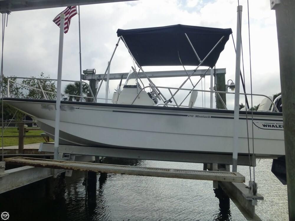 2012 Boston Whaler 170 Montauk For Sale