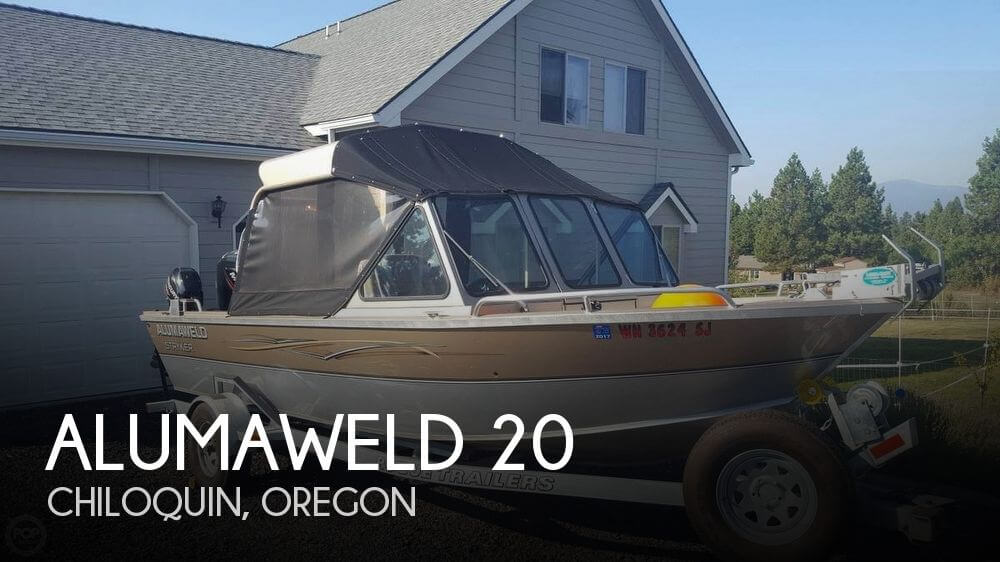 Used Alumacraft Boats For Sale by owner | 2016 Alumaweld 20