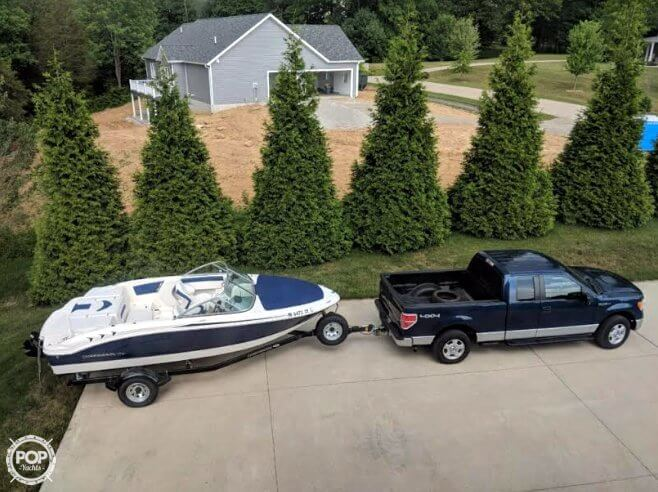 2017 Chaparral boat for sale, model of the boat is 19 H2O Sport & Image # 5 of 41