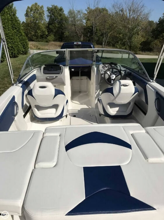 2017 Chaparral boat for sale, model of the boat is 19 H2O Sport & Image # 3 of 41