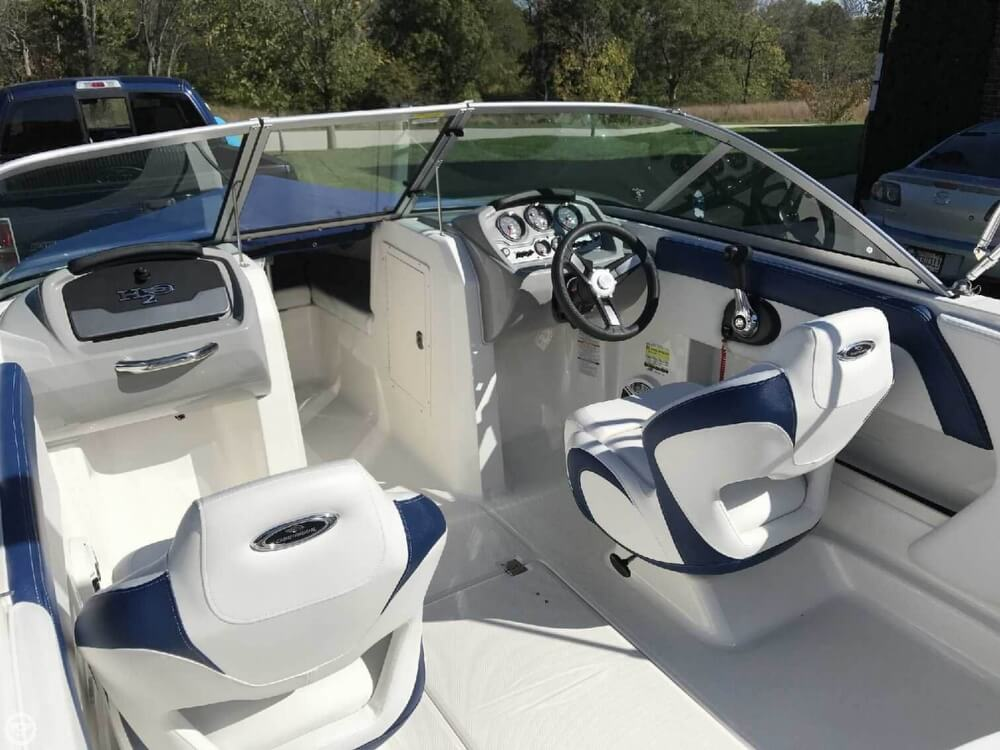 2017 Chaparral boat for sale, model of the boat is 19 H2O Sport & Image # 7 of 41