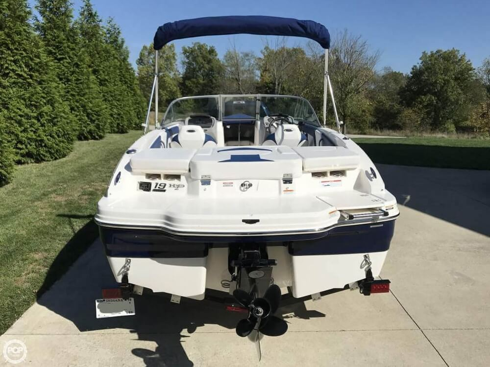 2017 Chaparral boat for sale, model of the boat is 19 H2O Sport & Image # 2 of 41