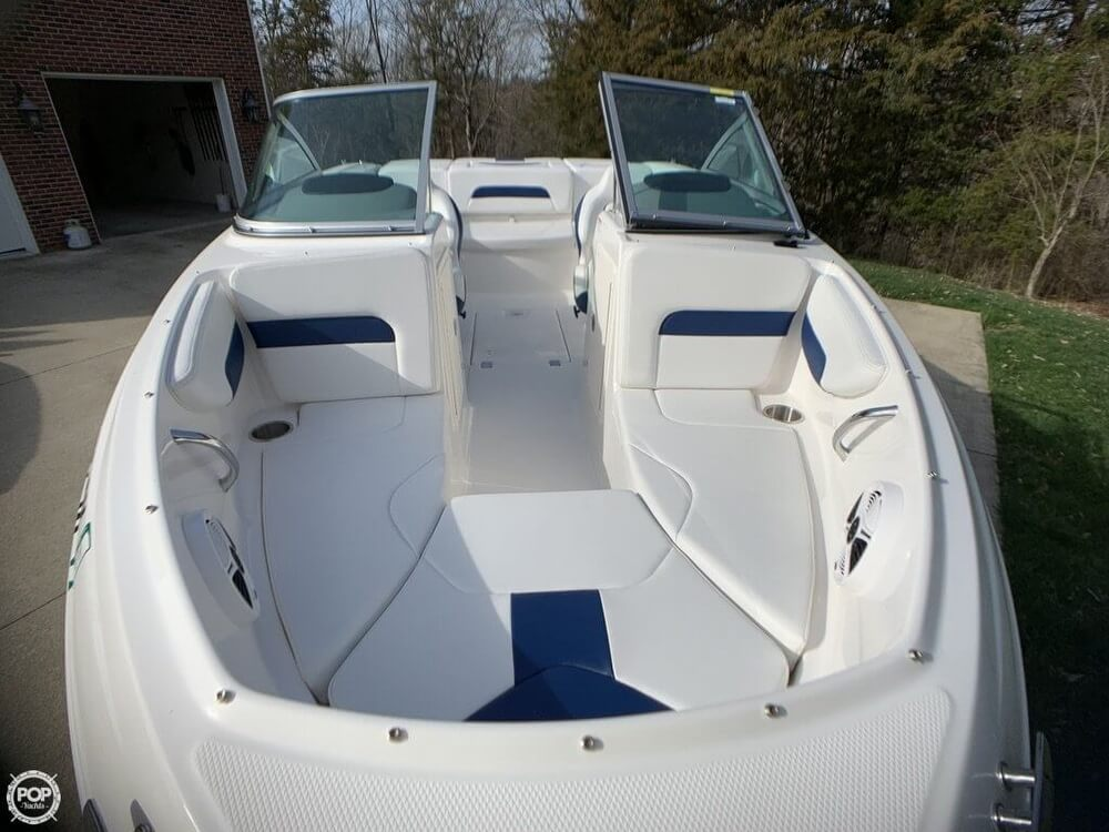 2017 Chaparral boat for sale, model of the boat is 19 H2O Sport & Image # 8 of 41