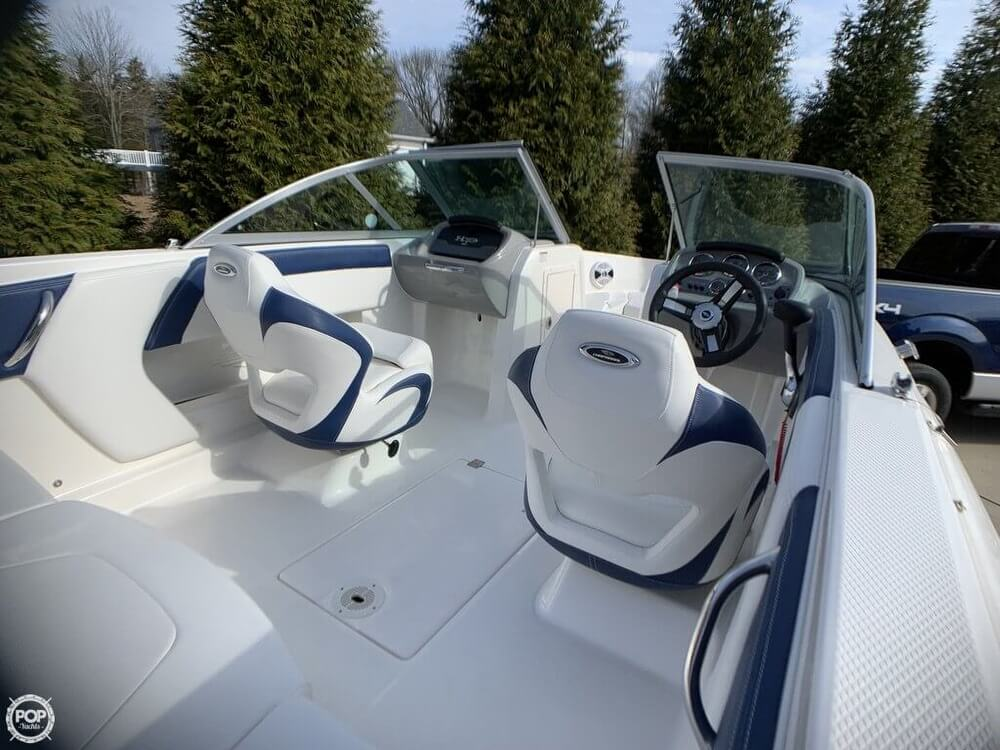 2017 Chaparral boat for sale, model of the boat is 19 H2O Sport & Image # 10 of 41