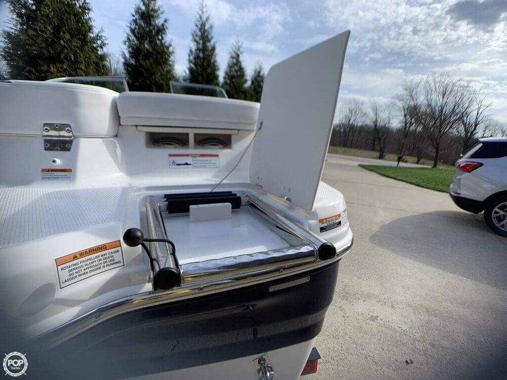 2017 Chaparral boat for sale, model of the boat is 19 H2O Sport & Image # 16 of 41