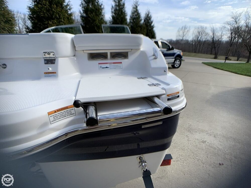 2017 Chaparral boat for sale, model of the boat is 19 H2O Sport & Image # 17 of 41