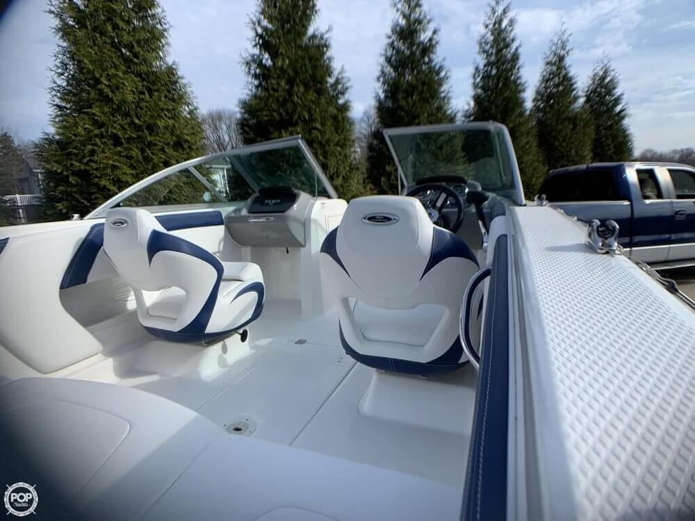 2017 Chaparral boat for sale, model of the boat is 19 H2O Sport & Image # 19 of 41