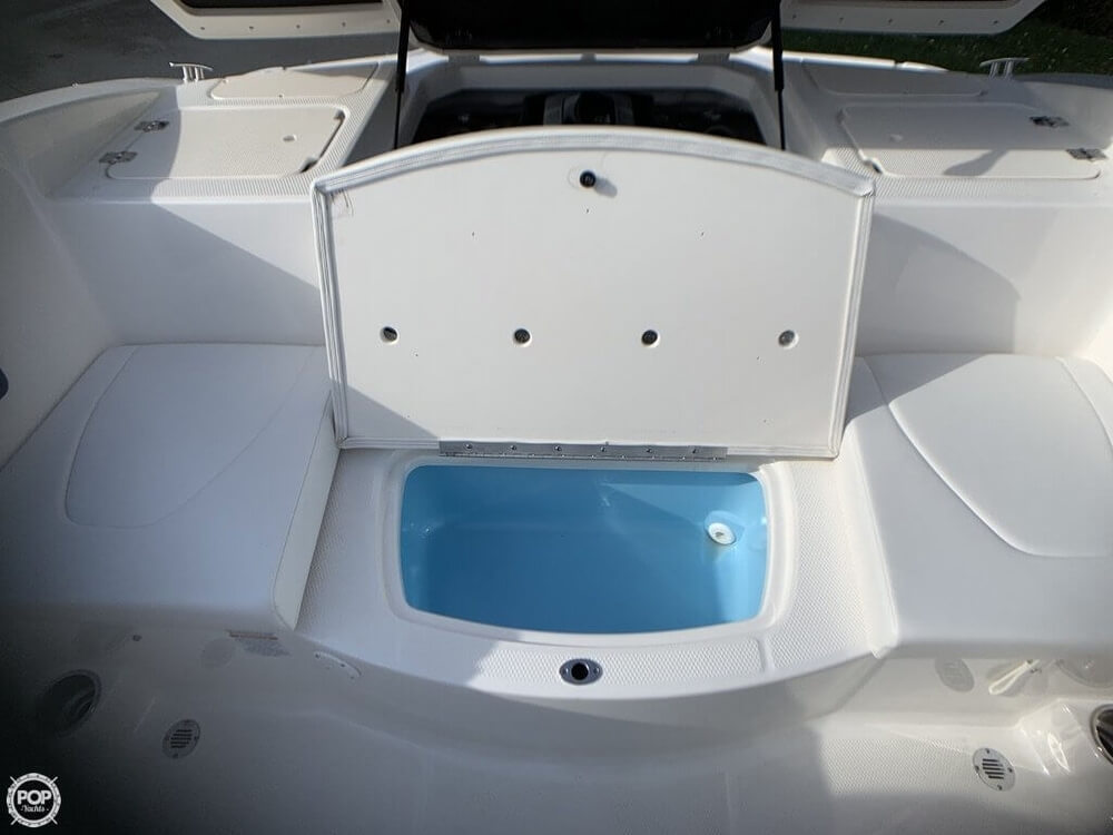 2017 Chaparral boat for sale, model of the boat is 19 H2O Sport & Image # 22 of 41