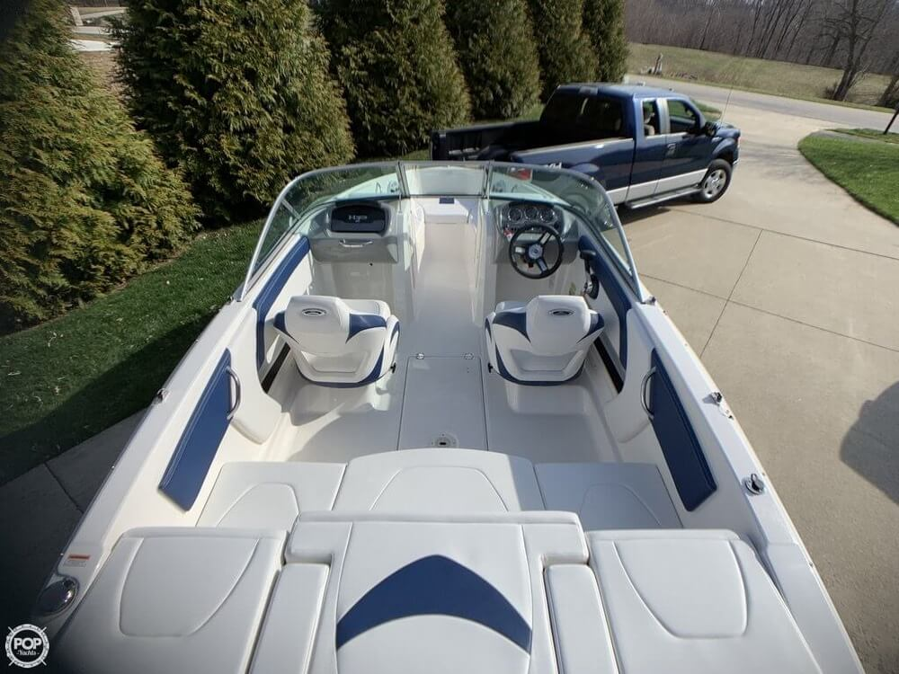 2017 Chaparral boat for sale, model of the boat is 19 H2O Sport & Image # 27 of 41
