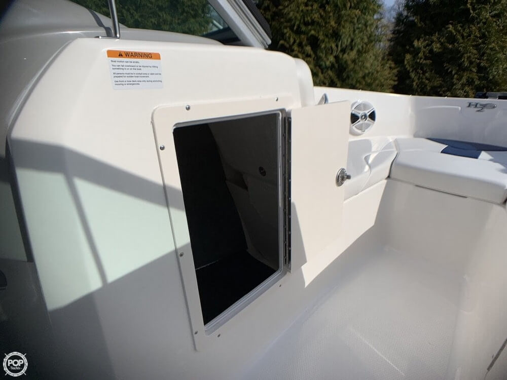 2017 Chaparral boat for sale, model of the boat is 19 H2O Sport & Image # 30 of 41