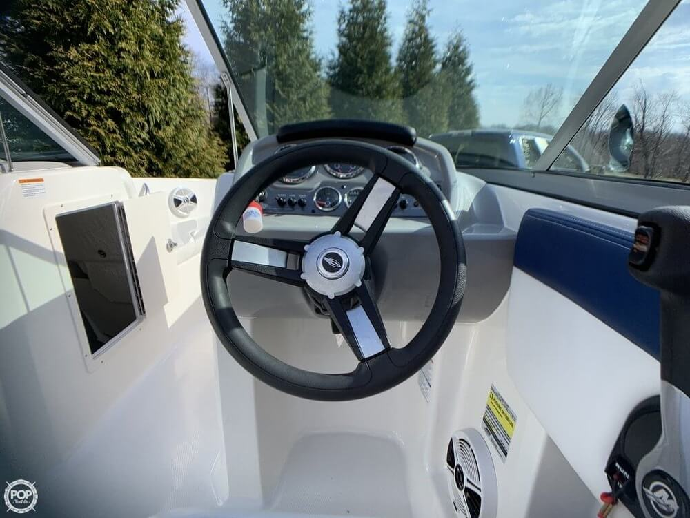 2017 Chaparral boat for sale, model of the boat is 19 H2O Sport & Image # 35 of 41