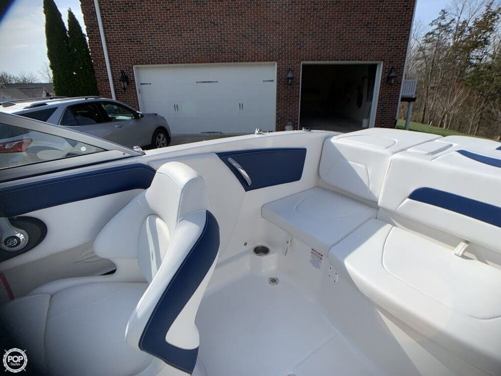 2017 Chaparral boat for sale, model of the boat is 19 H2O Sport & Image # 38 of 41