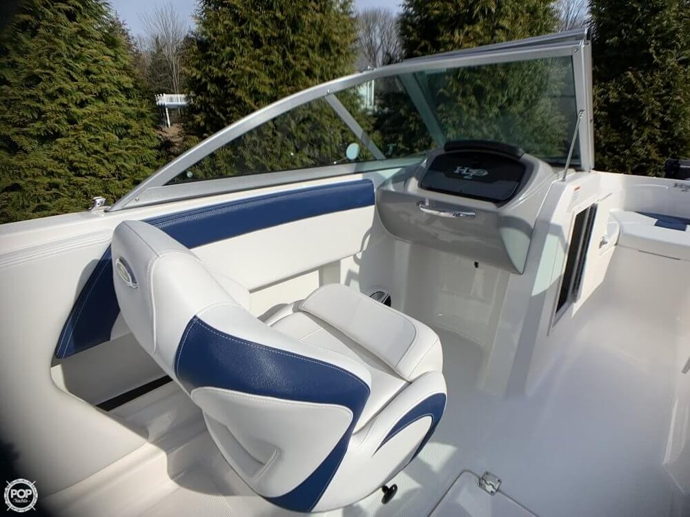 2017 Chaparral boat for sale, model of the boat is 19 H2O Sport & Image # 41 of 41