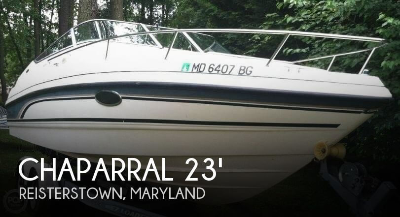 Used Chaparral 23 Boats For Sale by owner | 1998 Chaparral 23