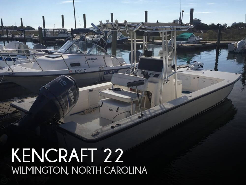 Used Kencraft Boats For Sale by owner | 2008 Kencraft 22