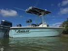 2007 Angler 2200 Grande Bay center console - #1