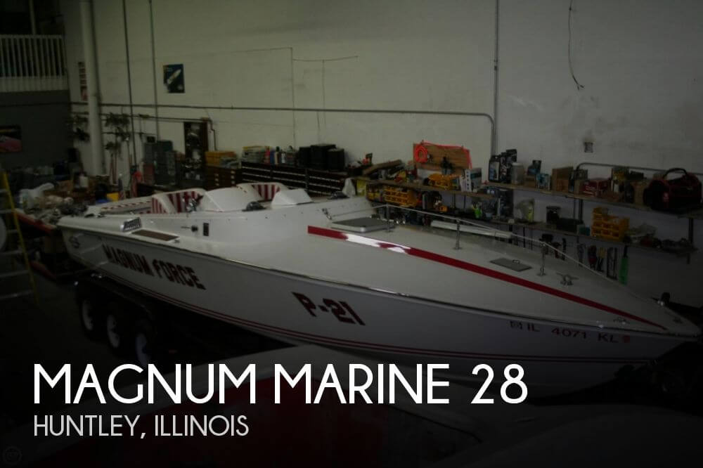 Used Magnum Marine Boats For Sale by owner | 1974 Magnum Marine 28