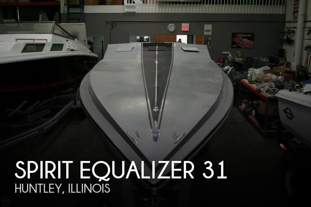 Used Boats For Sale in Rockford, Illinois by owner | 1994 Spirit Equalizer 31