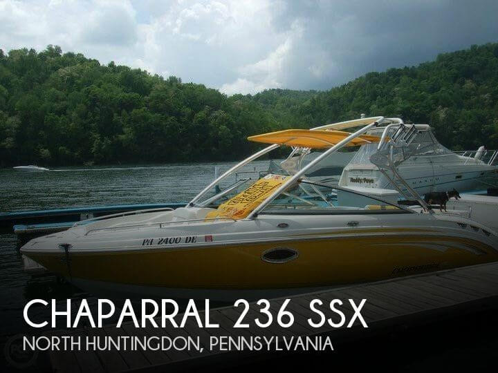 Used Chaparral 24 Boats For Sale by owner | 2008 Chaparral 24