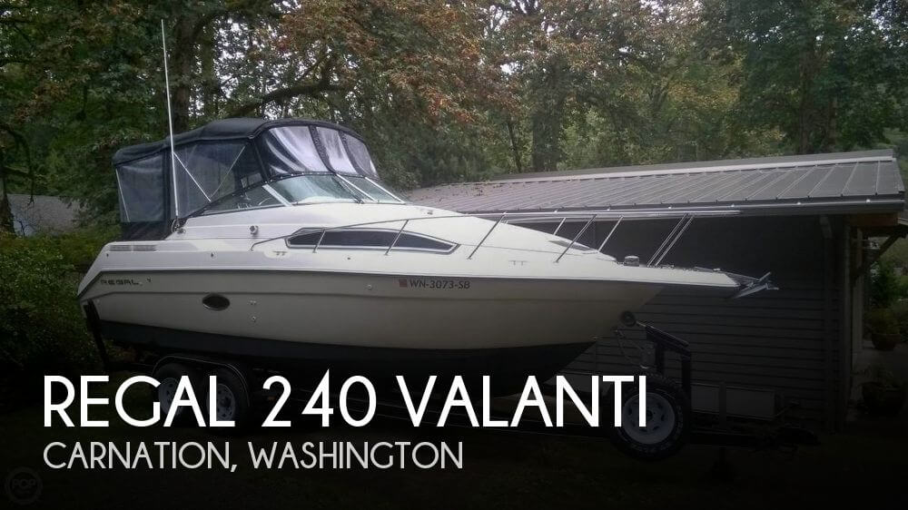 Used Regal 25 Boats For Sale by owner | 1992 Regal 25